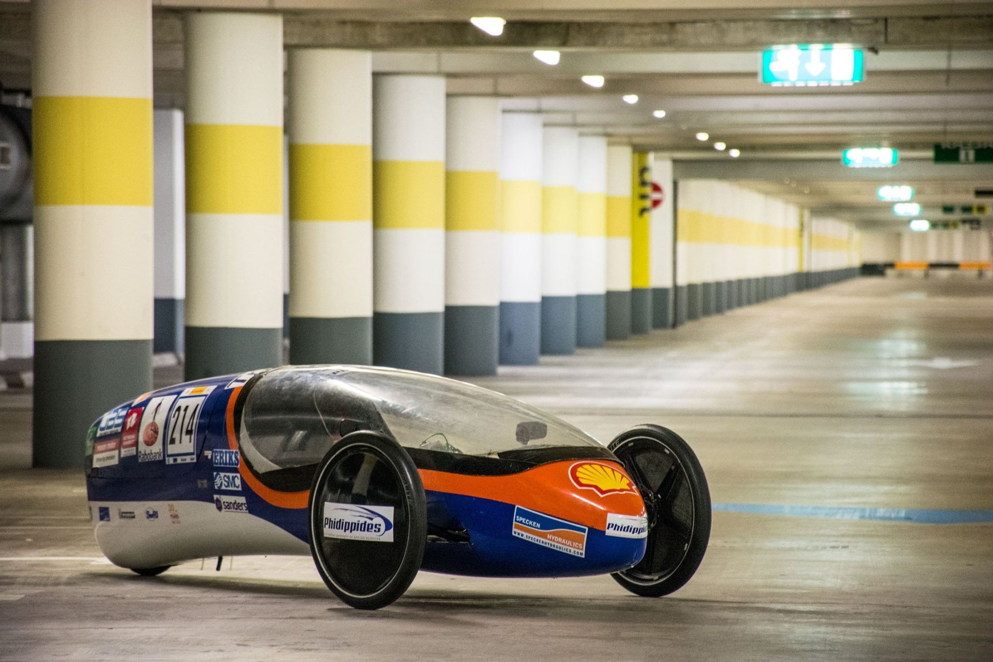 Team Phidippides want to make Europes most durable vehicle, Zemic Europe helped