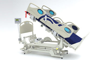 Medical hospital bed uses modified Zemic H8C loadcell