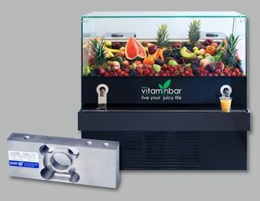My Vitaminbar intègre les capteurs de force BM6A de Zemic Europe