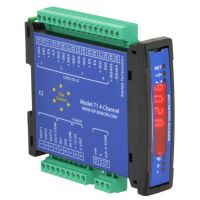 Top-Sensors T1 4-Channel load cell transmitter analogue digital
