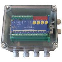 Top-Sensors T2 Housing Transmitter + 6X PG9 Cablegland