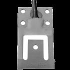 L6P1 aluminium planar beam, OIML approved (7.5kg)