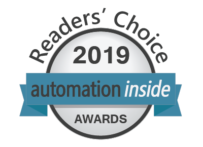 Zemic Nominated for automation inside awards 2019