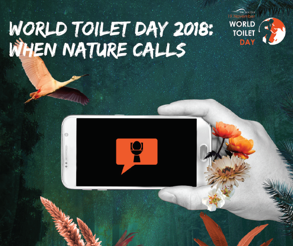 World Toilet Day 2018