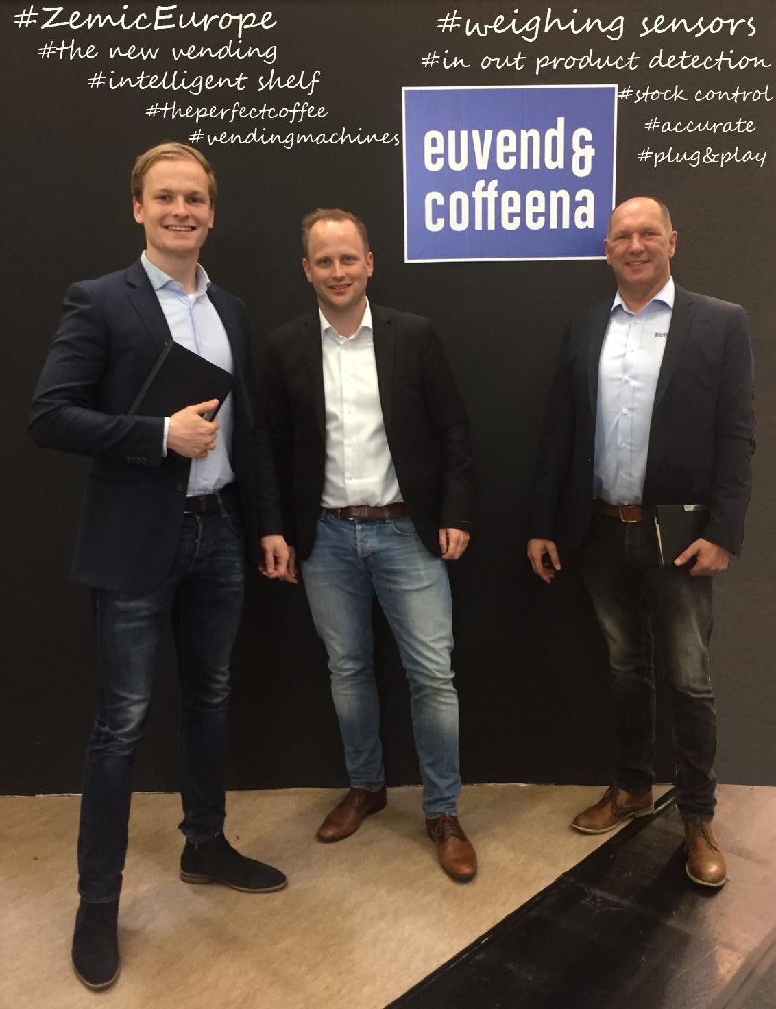 euvend coffenaa vending weight sensors