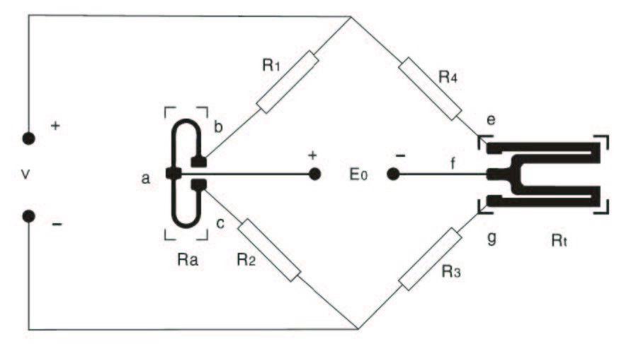 Compensation resistors