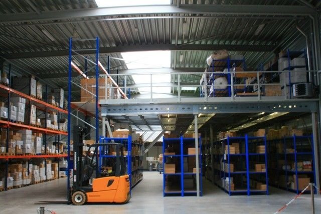 Zemic Europe Warehouse