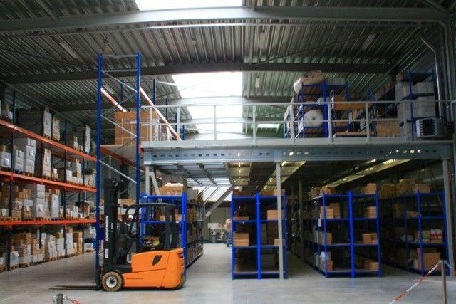 Zemic Europe Warehouse